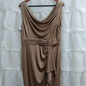 New MIDNIGHT VELVET Sleevless Cocktail Dress